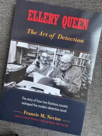 现货 Ellery Queen : The Art of Detection