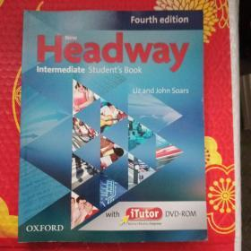 New Headway: Intermediate Students Book!(以图为准9780194770200)