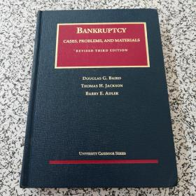 BANKRUPTCY CASES PROBLEMS AND MATERIALS