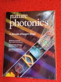 nature photonics 自然光子学杂志 2017年1月