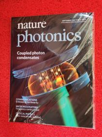 nature photonics 自然光子学杂志 2017年9月