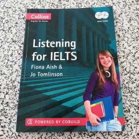 Collins Listening for IELTS(附光盘2张)