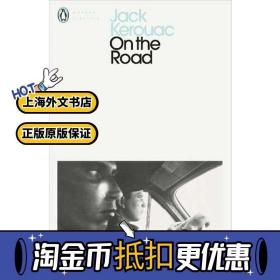 在路上 英文原版On the Road Penguin Modern Classics企鹅当代经