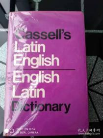 现货 Cassell's New Latin-English, English-Latin Dictionary