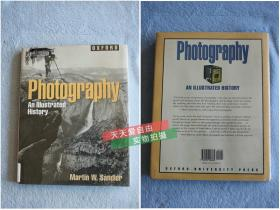 英文原版Photography an illustrated history 摄影--图解的历史