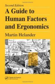A Guide To Human Factors And Ergonomics