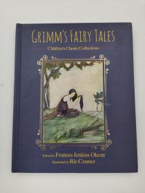 grimm's fairy tales children's classic collections
