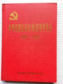 中共益陽市歷屆市(地)委領導簡介(1949-2005)