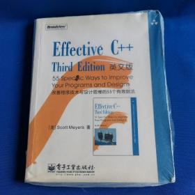 Effective C++ Third Edition
