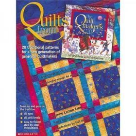 (进口英文原版)Quilts from the Quiltmakers Gift