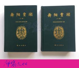 舞陽賈湖 上下 科學出版社1999年初版
