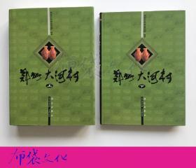 鄭州大河村 全兩冊 科學出版社2001年初版精裝