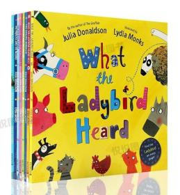 What the Ladybird Heard and Other Stories 小瓢虫听见了什么(