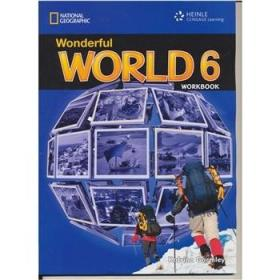 Wonderful World 6 (Workbook Audio CD)