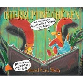 正版Interrupting Chicken全新