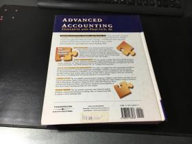 Advanced Accounting CONCEPTS AND PRACTICE  EIGHIH EDITION