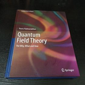 Quantum Field Theory:The Why, What and How
