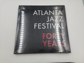 ATLANTA JAZZ FESTIVAL FORTY YEARS