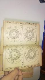 民國風水卜卦書《太乙數大全》三冊 內有超多風水插圖 詳情見圖