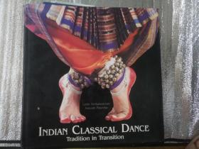 INDIAN CLASSICAL DANCE 印度古典舞蹈——技法和历史
