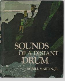 Sounds of a distant drum (大24开本)