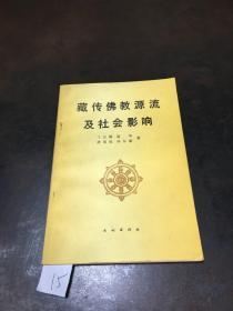 藏傳佛教源流及社會影響