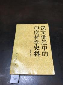 漢文佛經中的印度哲學史料