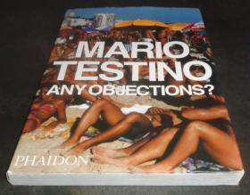 2手英文 Mario Testino Any Objections 马里奥特斯蒂诺 sed84