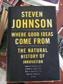 (正版!!)Where Good Ideas Come From:The Natural History of Innovation9781594487712