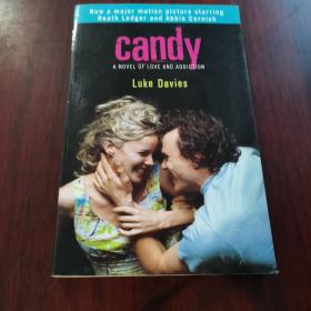 Candy:A Novel of Love and Addiction