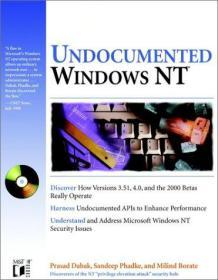 Undocumented Windows NT?