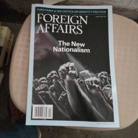 foreign    affairs   march/April    2019+ January /February    2020【两本合售】