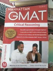(正版!!)Critical Reasoning GMAT Strategy Guide, 5th Edition9781935707615