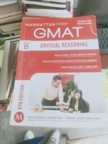 【正版!~】GMAT Critical Reasoning 9781941234013