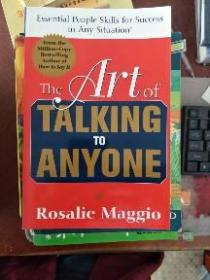 (正版!!)The Art of Talking to Anyone:Essential People Skills for Success in Any Situation9780071452298
