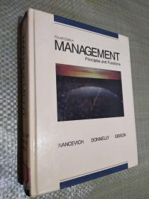 management principles and functions  英文原版   管理原则和职能