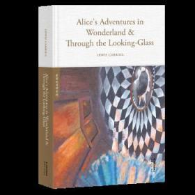 Alices Adventures in Wonderland & Through the Looking-Glass