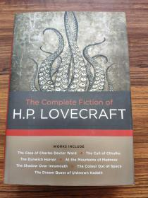 The Complete Fiction of H.P.Lovecraft 克苏鲁神话全集