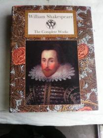 William Shakespeare: The Complete Works (Collector's Library)        12开豪华插图本      莎士比亚全集