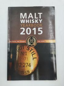 Malt Whiskey Yearbook 2015   2015年麦芽威士忌年鉴