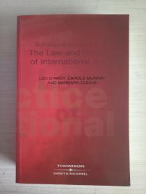 Schrnitthoff's Export Trade:The Law and Practice of International Trade【自然旧】