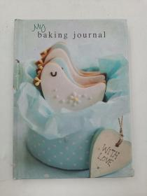 baking journal 烘焙日志