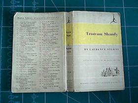 TRISTRAM SHANDY BY LAURENCE STERNE