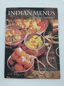 indian menus a new one everyday