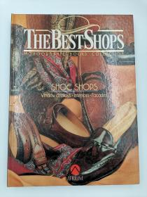 The Best Shops, Monographic Books Collection shoe shops