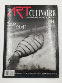art culinaire the international magazine in good taste 44