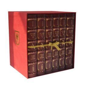 羅馬帝國衰亡史(編號限量典藏版 16開精裝 全六冊)