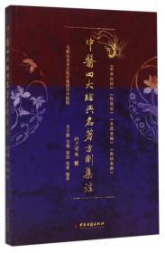 中醫四大經典名著方劑集注(16開 全一冊)