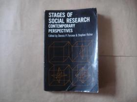 STAGES OF SOCIAL RESEARCH CONTEMPORARY PERSPECTIVES