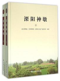 溧陽神墩(16開精裝 全二冊)